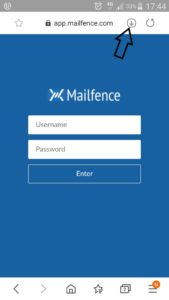 Mailfence mobile app direct download